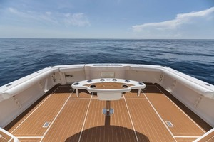 Cool Daddio is a Cabo 44 HTX Yacht For Sale in Hyannis-Cockpit-33
