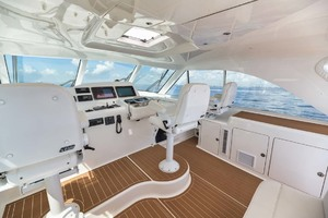 Cool Daddio is a Cabo 44 HTX Yacht For Sale in Hyannis-Helm Deck-22