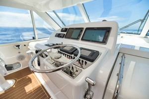 Cool Daddio is a Cabo 44 HTX Yacht For Sale in Hyannis-Helm-19