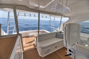 Cool Daddio is a Cabo 44 HTX Yacht For Sale in Hyannis-Helm Deck Entry-24