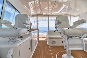 Cool Daddio is a Cabo 44 HTX Yacht For Sale in Hyannis-Helm Deck-23