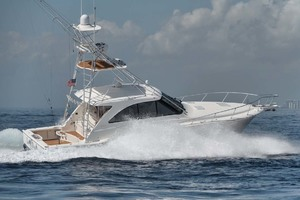 Cool Daddio is a Cabo 44 HTX Yacht For Sale in Hyannis-Cruising-37