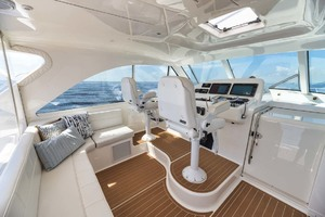 Cool Daddio is a Cabo 44 HTX Yacht For Sale in Hyannis-Helm Deck-21