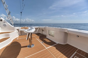 Cool Daddio is a Cabo 44 HTX Yacht For Sale in Hyannis-Cockpit-35