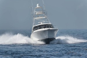 Cool Daddio is a Cabo 44 HTX Yacht For Sale in Hyannis-Bow Running-10