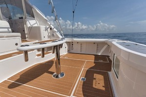 Cool Daddio is a Cabo 44 HTX Yacht For Sale in Hyannis-Cockpit-31