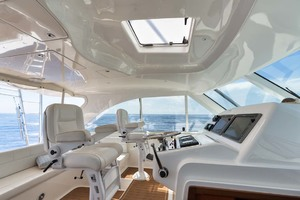 Cool Daddio is a Cabo 44 HTX Yacht For Sale in Hyannis-Helm Deck-20