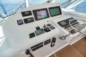 Cool Daddio is a Cabo 44 HTX Yacht For Sale in Hyannis-Electronics-18