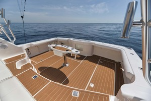 Cool Daddio is a Cabo 44 HTX Yacht For Sale in Hyannis-Cockpit-34