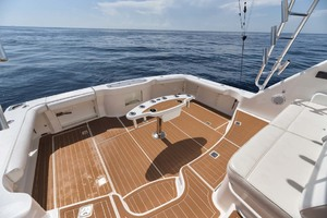 Cool Daddio is a Cabo 44 HTX Yacht For Sale in Hyannis-Cockpit-30