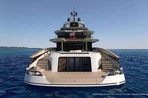 Picture Of a 2023 Admiral 262  Motor Yachts | 1447126