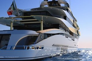 Picture Of a 2023 Admiral 262  Motor Yachts | 1447127