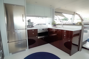 66 Sunseeker Galley