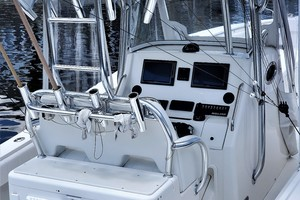 Triple J is a Regulator 34 Center Console Yacht For Sale in Manteo --8