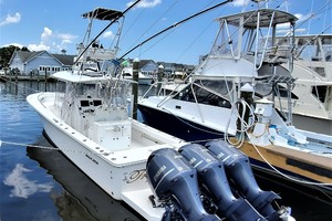 Triple J is a Regulator 34 Center Console Yacht For Sale in Manteo --21