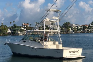 Freedom is a Albemarle 32 Express Yacht For Sale in St. Petersburg-32 Albemarle Express-1