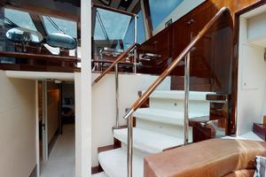 75 Lazzara Stairs to Galley