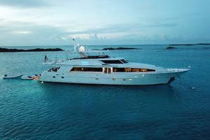 WONDER is a Crescent Raised Pilothouse Yacht For Sale in West Palm Beach-Wonder-0