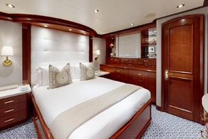 WONDER is a Crescent Raised Pilothouse Yacht For Sale in West Palm Beach-Port Queen Stateroom-40
