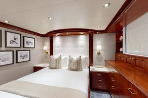 WONDER is a Crescent Raised Pilothouse Yacht For Sale in West Palm Beach-Port Queen Guest Stateroom-41