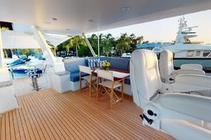 WONDER is a Crescent Raised Pilothouse Yacht For Sale in West Palm Beach--23