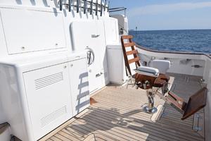 Blue Steele is a Cheoy Lee 103 Cockpit Sky Lounge Yacht For Sale in Cabo San Lucas-2011 Cheoy Lee 103' 103 Cockpit Motor Yacht - Blue Steele -91