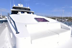 Blue Steele is a Cheoy Lee 103 Cockpit Sky Lounge Yacht For Sale in Cabo San Lucas-2011 Cheoy Lee 103' 103 Cockpit Motor Yacht - Blue Steele -89
