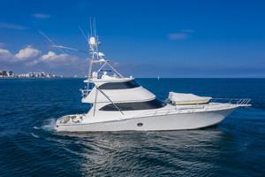 Viking 76 - Osh It - Exterior Profile