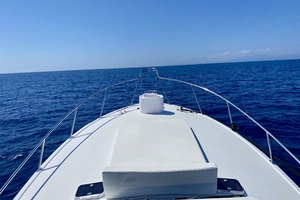 G&S Boats 40 - Libertad - Foredeck