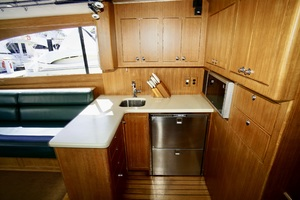 G&S Boats 40 - Libertad - Galley