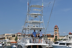 G&S Boats 40 - Libertad - Tower Profle