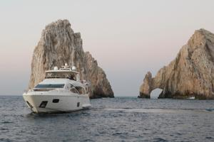 Andreika is a Azimut Flybridge Yacht For Sale in Cabo San Lucas--1