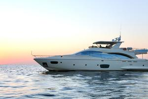 Andreika is a Azimut Flybridge Yacht For Sale in Cabo San Lucas--14