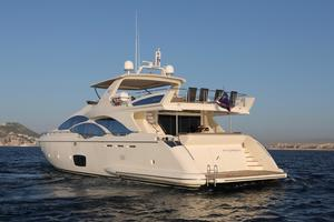 Andreika is a Azimut Flybridge Yacht For Sale in Cabo San Lucas--13