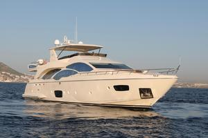 Andreika is a Azimut Flybridge Yacht For Sale in Cabo San Lucas--8