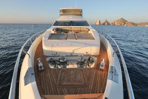 Andreika is a Azimut Flybridge Yacht For Sale in Cabo San Lucas--34