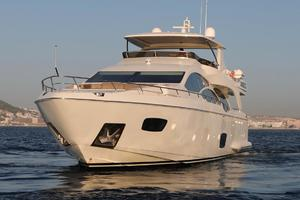 Andreika is a Azimut Flybridge Yacht For Sale in Cabo San Lucas--5