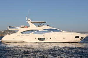 Andreika is a Azimut Flybridge Yacht For Sale in Cabo San Lucas--9