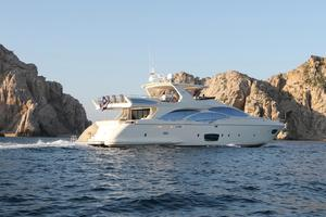 Andreika is a Azimut Flybridge Yacht For Sale in Cabo San Lucas--4