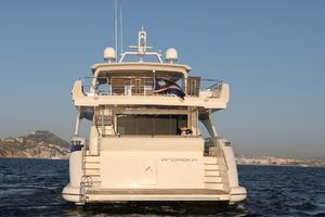 Andreika is a Azimut Flybridge Yacht For Sale in Cabo San Lucas--11