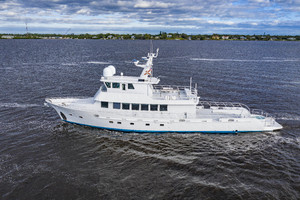 96 Expedition Yacht 2018  Reset