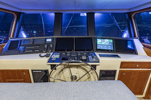 GlassTech 96 - Reset- Helm Station