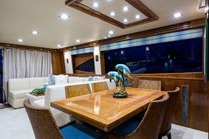 viking-75-2016-enclosed-bridge-Dining