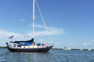 34 crealock 34 1991  Pacific Seacraft