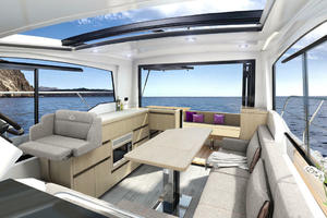 Picture Of a 2022 Sealine 33 C335v Motor Yachts | 1628196