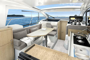 Picture Of a 2022 Sealine 33 C335v Motor Yachts | 1628191