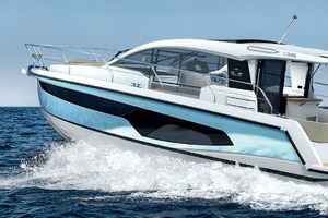 Picture Of a 2022 Sealine 33 C335v Motor Yachts | 1605046