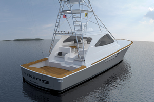 Viking 54 - Transom Profile