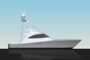 Viking 54 - Starboard Profile