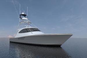 Viking 54 - Exterior Profile